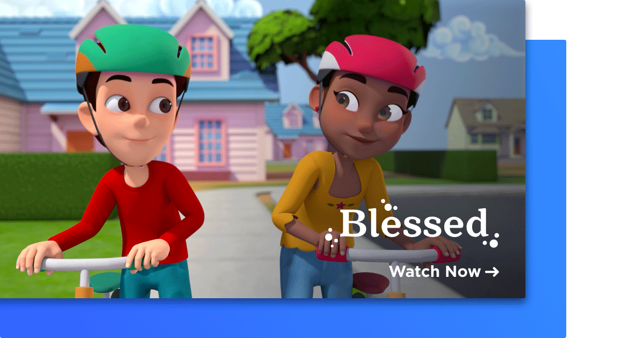 BLESSED. Watch Now
